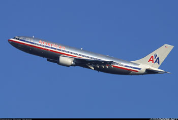 Photo of American Airlines A300-605R