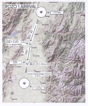 Lessons Learned - Mountainous terrain aircraft accidents map us