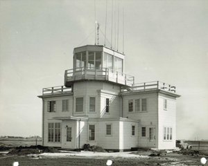 Photo of Mason City Municipal Airport ATCS tower