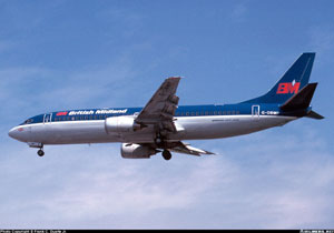Photo of British Midland Airways (BMI) 737-400