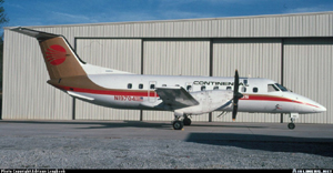 Photo of Continental Express EMB-120