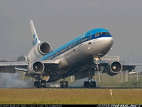 Photo of MD-11 landing - Photo copyright William Van Wanrooy