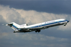Photo of 727-225 in Eastern livery similar to accident airplane