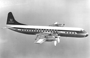 Photo of Lockheed Electra