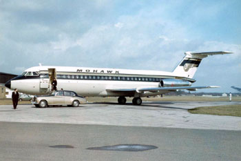 Photo of Mohawk Airlines BAC 1-11