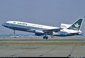 Photo of Saudi Arabian Airlines L-1011