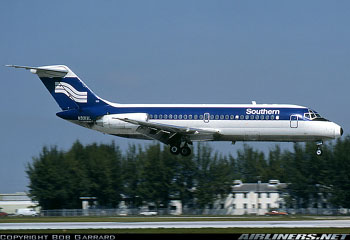 Photo of Southern Airways DC-9