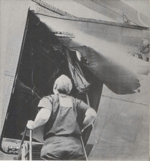 Photo of American Airlines DC-10 cargo door remains & Lessons Learned pezcame.com