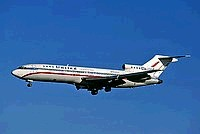 Photo of United Airlines 727