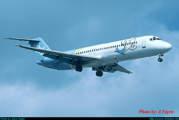 Photo of ValuJet Model DC-9