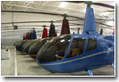 Photo: Rotorcraft in a manufacturing process